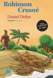 Ler mais: Robinson Crusoé - por Daniel Defoe