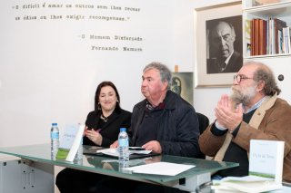 Ler mais: Casa de escritores recebeu José Neves Costa