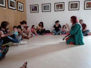 Ler mais: Malas, magia e música em espetáculo de encerramento de atividades da Bebeteca