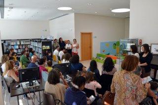 Ler mais: Bebés ganham novo espaço na Biblioteca