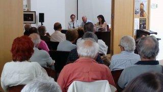 """Ler mais: Biblioteca Municipal (re)lembra """"Histórias de Condeixa"""" em apresentação oficial de obra literária"""