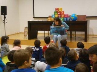 Ler mais: Crianças vêm à biblioteca para aprender a ser Embaixadores do Planeta