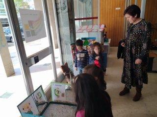 Ler mais: Exposição dos alunos do pré-escolar inaugura na DGEstE